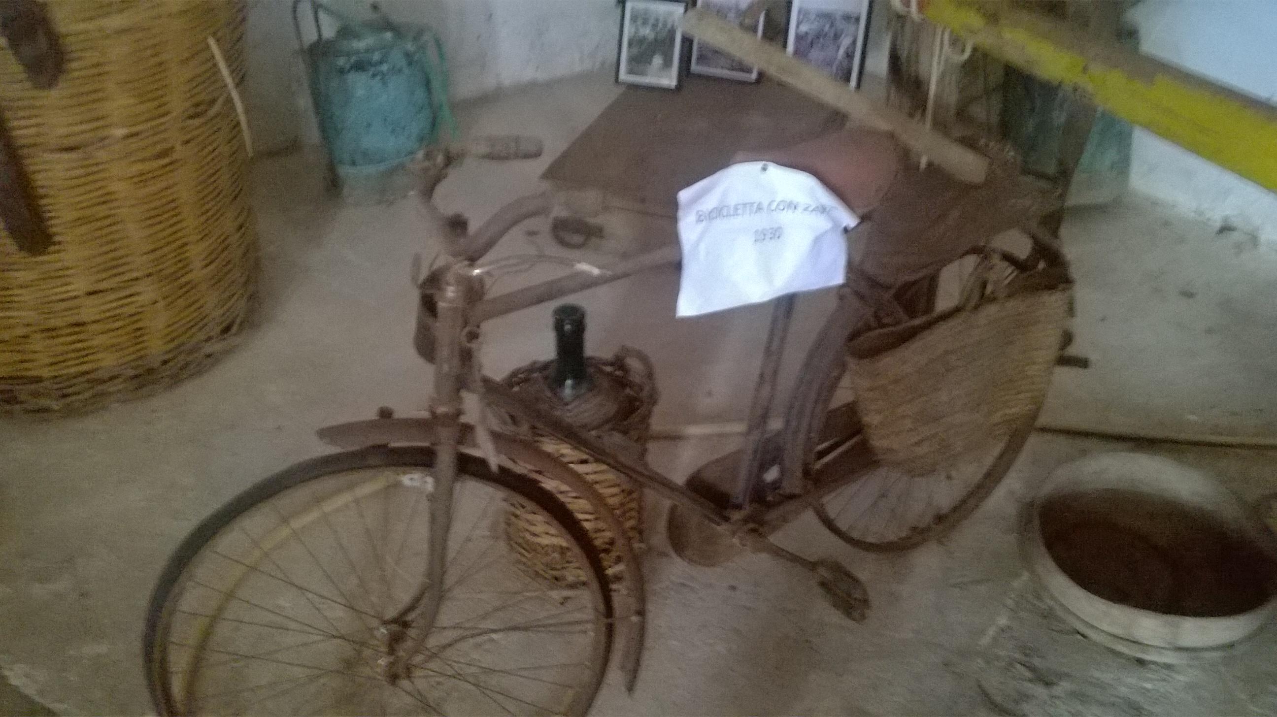 nobile, bicicletta iurnataru