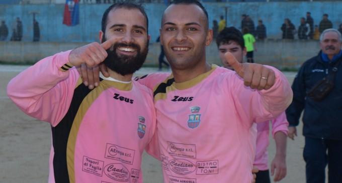Portopalo Calcio, la gioia di Accarpio