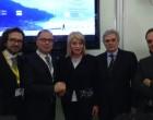 La città di Noto al Mitt in Russia. Il sindaco Bonfanti incontra il ministro Malinova