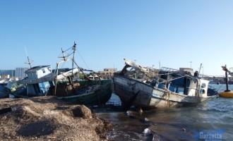 Portopalo. L'iter per la demolizione delle carette del mare spetta all'Agenzia delle Dogane