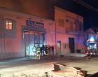 """Marzamemi. Violento incendio distrugge la storica rivendita ittica """"Adelfio"""""""