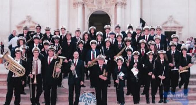 Avola. La Banda suonerà a Tunisi all'Acropolium