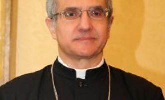 Più di mille fedeli della diocesi di Noto per la consacrazione di Mons. Gisana a Piazza Armerina