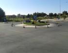 Avola. Rifacimento della rotatoria di viale Mattarella