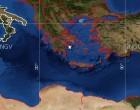 Terremoto in Grecia avvertito in Sicilia, Calabria e Puglia ma anche Turchia, Libia ed Egitto