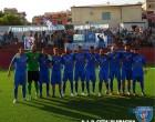 Rosolini-Siracusa 1-3, nell'andata del derby di coppa italia vincono gli azzurri