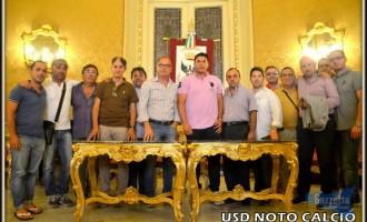 Noto calcio, Graziano Zani è il presidente, presentata la dirigenza granata