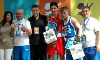 Boxe, Silvio Busà medaglia d'argento. Il pugile pachinese secondo a Marcianise