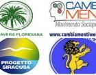 Da Pachino a Lentini: 4 civiche per dare il 'benservito' ai partiti politici