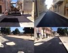Rosolini. Completati i lavori di mitigazione del rischio idrogelogico in piazza Padre Pio