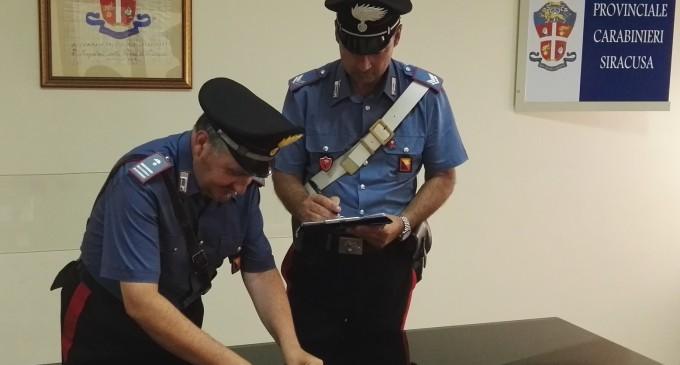 Siracusa. Trentamila euro di cocaina nella ruota di scorta, arrestato catanese alle porte della città