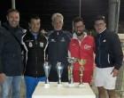 Circolo Tennis Pachino, Corrado Denaro fa 'en plein': suo il singolo ed il doppio del torneo 'Invernale'