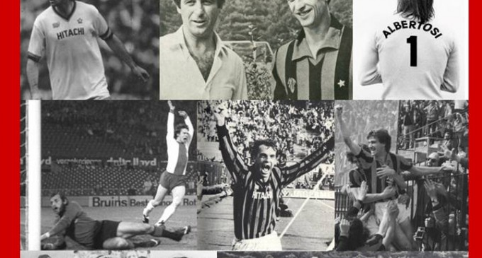 Milan, i racconti rossoneri di Sergio Taccone