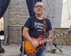 Vincenzo Partexano e la sua simbiosi con la chitarra