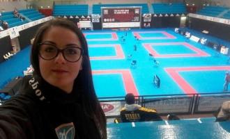 Arianna passione pura per il karate, dalla Venice Cup al sogno delle Olimpiadi