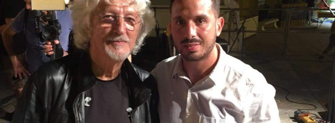 Portopalo, la storia dei New Trolls con Vittorio De Scalzi