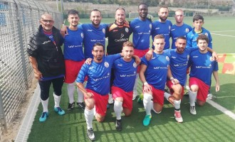 Calcio, terza sconfitta per il Portopalo