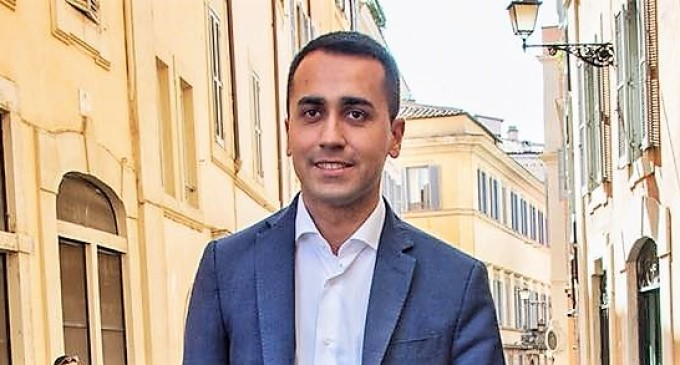 Di Maio: 'C'è una guerra contro il made in Italy, tra sei mesi in Europa terremoto politico'
