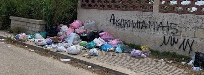 Portopalo, polveriera nettezza urbana