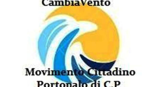 Portopalo, Cambiavento replica ai cinque consiglieri