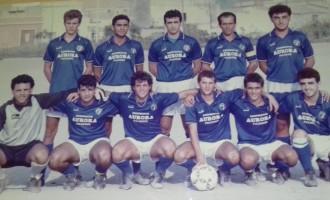 Amarcord Pachino Calcio, campo pantano di Marzamemi