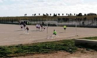 Calcio, il Portopalo pareggia nel finale