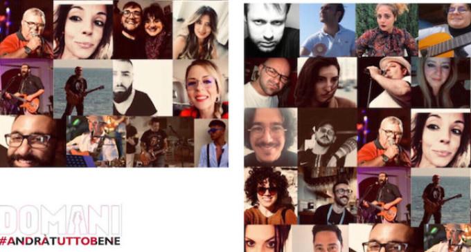 Pachino, artisti locali cantano la speranza in tempo di pandemia