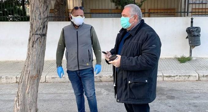 Portopalo, gesto di solidarietà del sindaco Montoneri verso Pachino