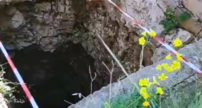 Portopalo, pericolo per un pozzo nei pressi dell'elisuperficie