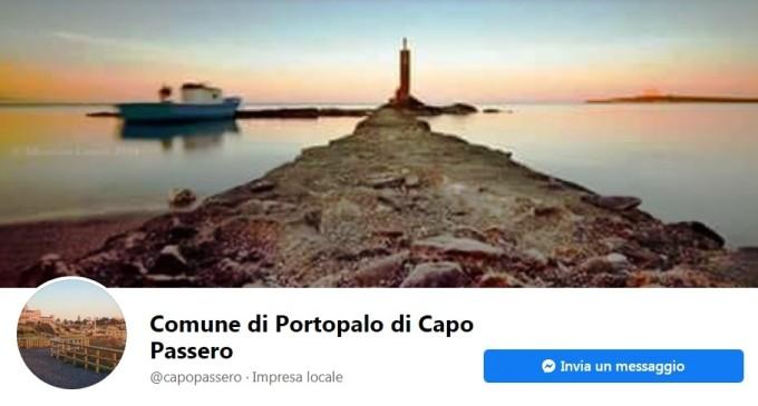 Portopalo, Corrado Lentinello oscurerà la pagina sulla comunicazione istituzionale