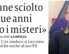 Pachino, l'ex sindaco Roberto Bruno torna sullo scioglimento del Comune