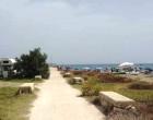Portopalo, un camper nell'area archeologica, controlli zero e illegalità diffusa